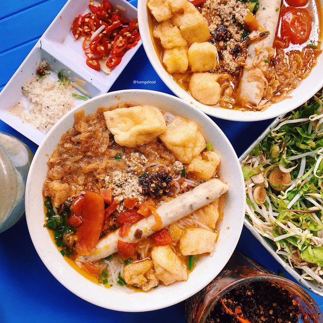 3 quán bún riêu truyền thống cực ngon để khởi động mùa hè ở Hà Nội-9