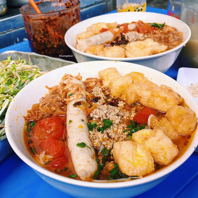 3 quán bún riêu truyền thống cực ngon để khởi động mùa hè ở Hà Nội-8