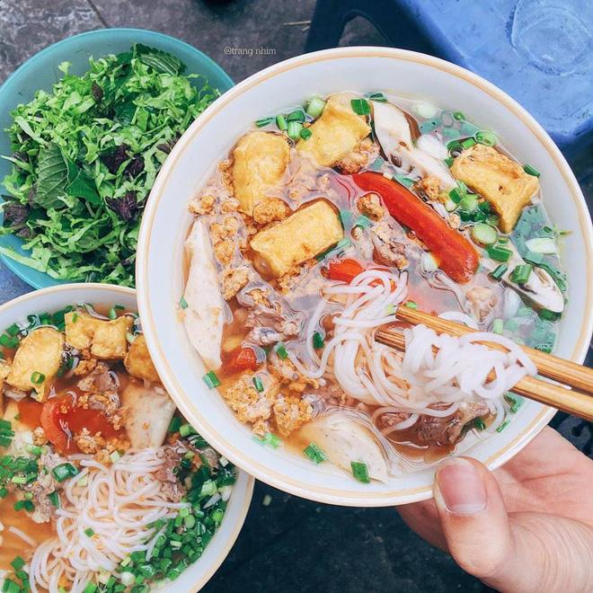3 quán bún riêu truyền thống cực ngon để khởi động mùa hè ở Hà Nội-3