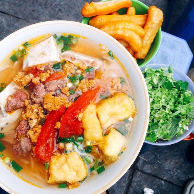 3 quán bún riêu truyền thống cực ngon để khởi động mùa hè ở Hà Nội-5