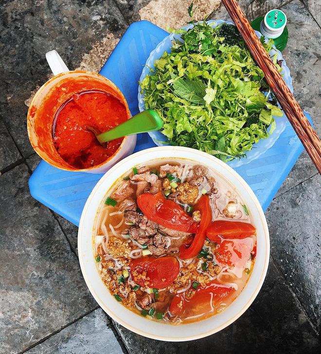 3 quán bún riêu truyền thống cực ngon để khởi động mùa hè ở Hà Nội-4