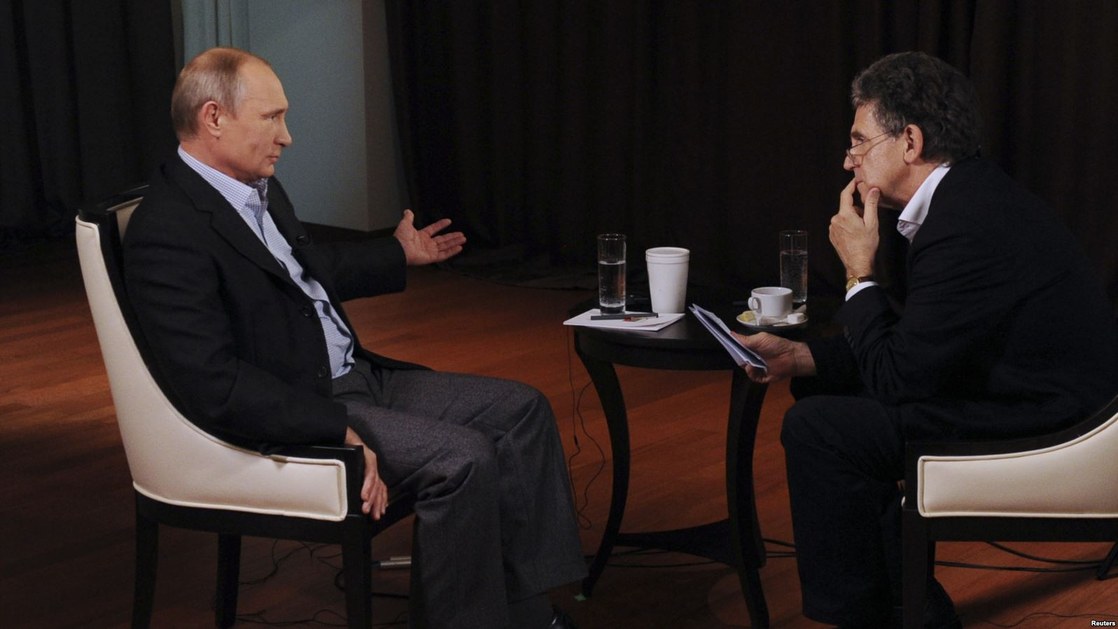 Vladimir Putin: Những khoảnh khắc cô đơn của người đàn ông thép-11