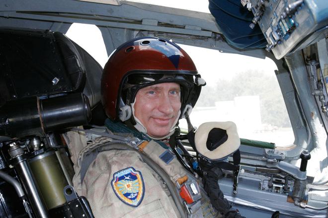 Vladimir Putin: Những khoảnh khắc cô đơn của người đàn ông thép-5