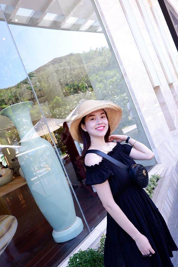 Sau 2 năm làm mẹ đơn thân, nhan sắc diễn viên bị ghét nhất Nhật ký Vàng Anh thay đổi rất nhiều-7