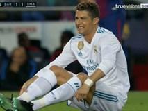 Real Madrid đón tin cực buồn về C.Ronaldo sau trận gặp Barcelona