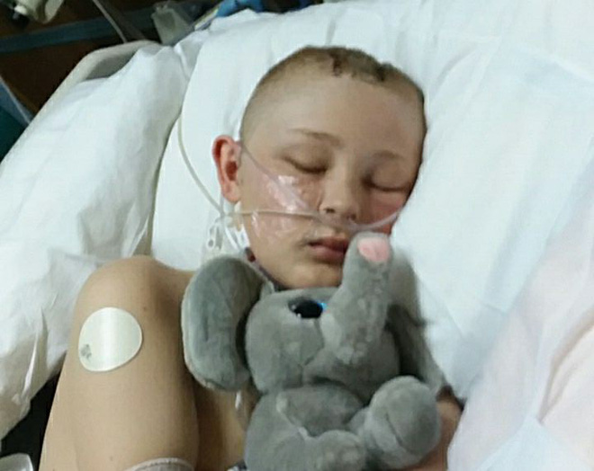 Cậu bé 13 tuổi chết não, không thể qua khỏi bỗng tỉnh dậy sau khi bố mẹ ký vào tờ giấy này-3