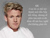 Vua đầu bếp Gordon Ramsay