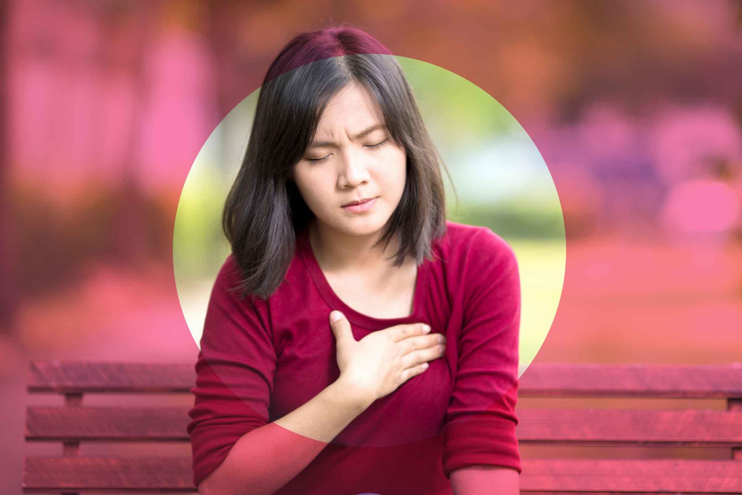 Không phải ung thư vú, bạn bị đau ngực có thể vì loạt lý do chẳng ngờ tới-8