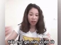 Bị mắng sấp mặt, cô giáo chửi học viên là óc lợn livestream khuyến khích dân mạng 'hãy tiếp tục chửi'
