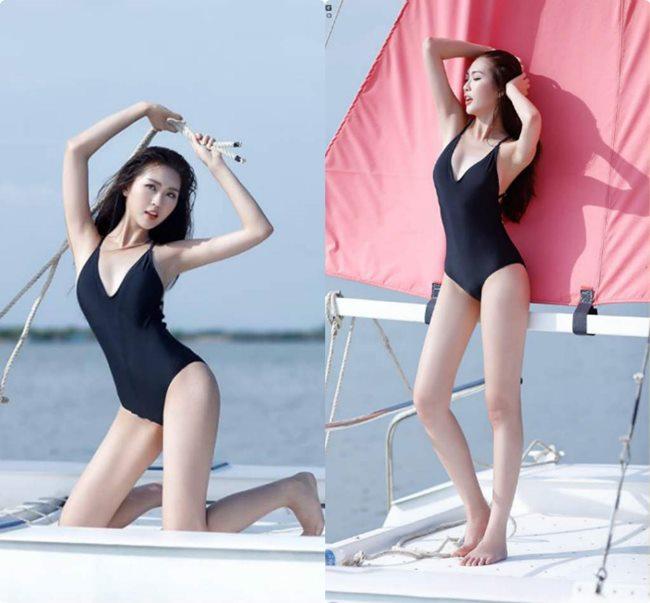 4 người đẹp Việt sở hữu vòng eo 54 - 56 cm thần thánh-4