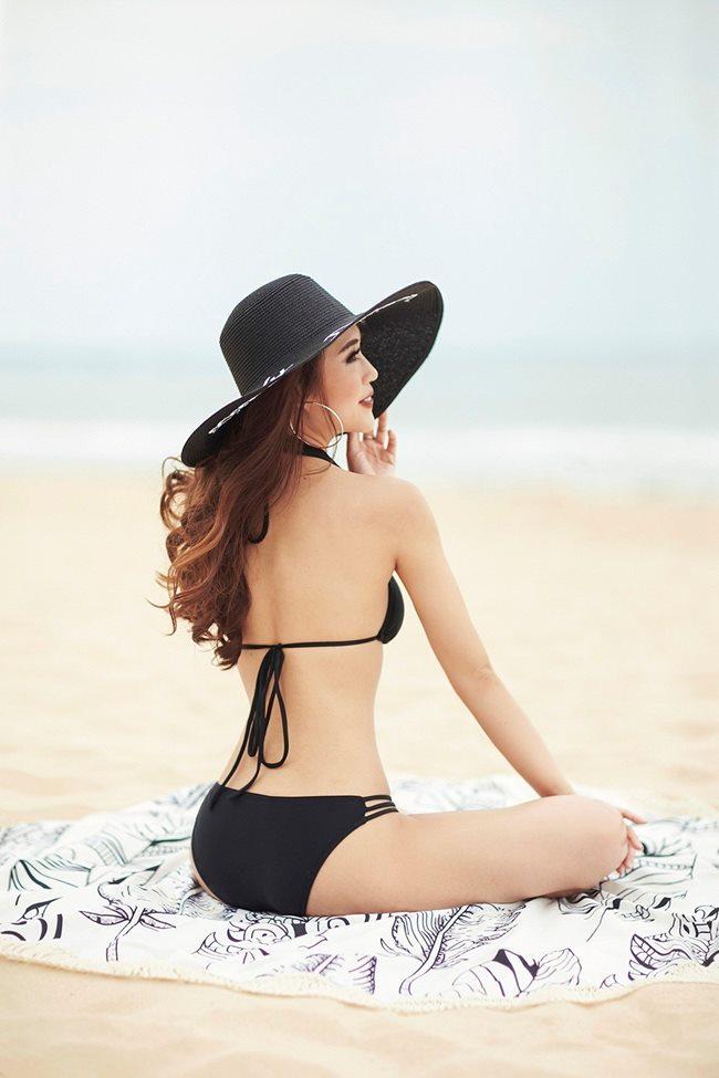 4 người đẹp Việt sở hữu vòng eo 54 - 56 cm thần thánh-2