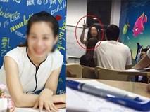 Cô giáo chửi học viên là 'con lợn'