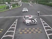 Bắt khẩn cấp tài xế taxi đâm nhân viên an ninh sân bay Nội Bài