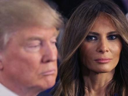 Tiết lộ gây sốc về cuộc sống xa cách của Tổng thống Trump và vợ sau những lần bị chối từ nắm tay