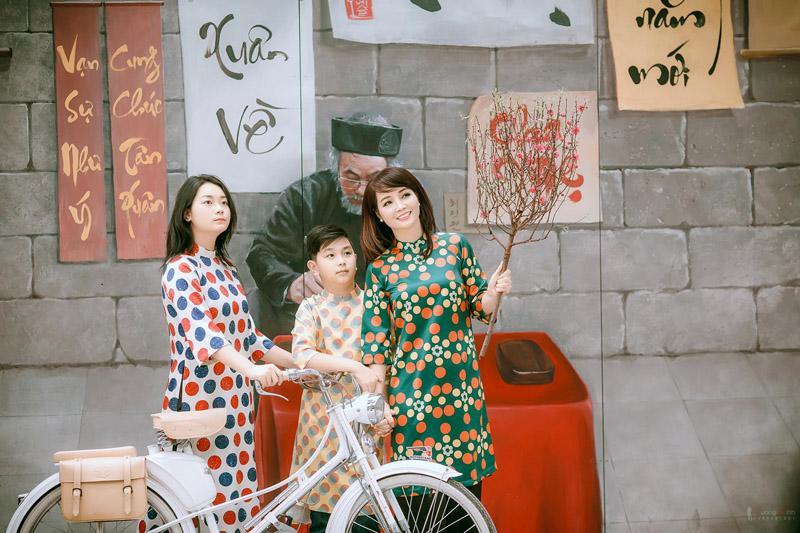 Bà mẹ 2 con Mai Thu Huyền lần đầu tiết lộ bí quyết... trẻ mãi không già-2