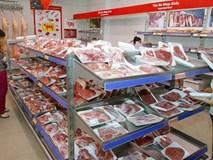 Thịt trâu, bò nhập khẩu giá rẻ bằng 1/3 trong nước