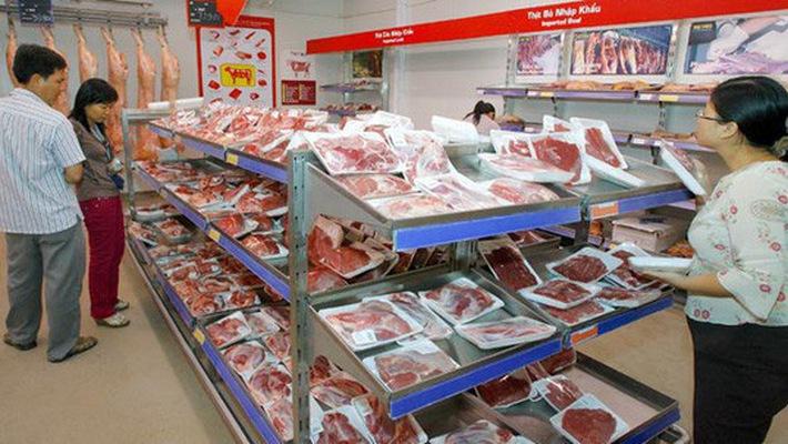 Thịt trâu, bò nhập khẩu giá rẻ bằng 1/3 trong nước-1