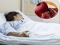 Ăn lựu mỗi ngày, người phụ nữ trẻ khiến bác sĩ giật mình khi thấy thứ nằm trong bụng