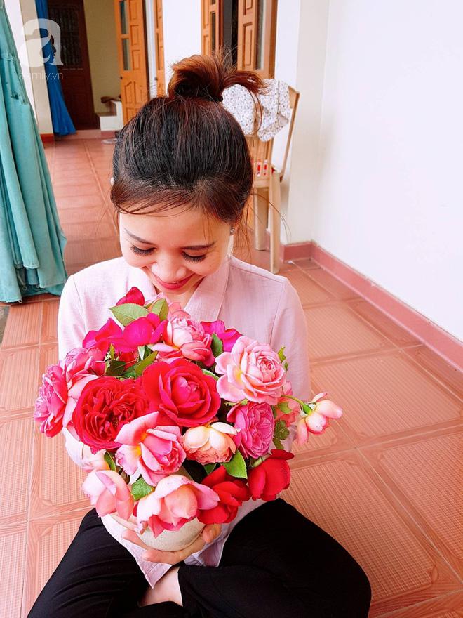 Ngắm khu vườn hoa hồng đẹp ngất ngây đã giúp cô gái thoát khỏi bệnh trầm cảm ở Hà Nội-12