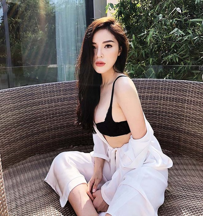 Kỳ Duyên sắp soán ngôi hoa hậu gợi cảm nhất của Mai Phương Thúy?-7
