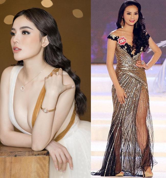 Kỳ Duyên sắp soán ngôi hoa hậu gợi cảm nhất của Mai Phương Thúy?-2