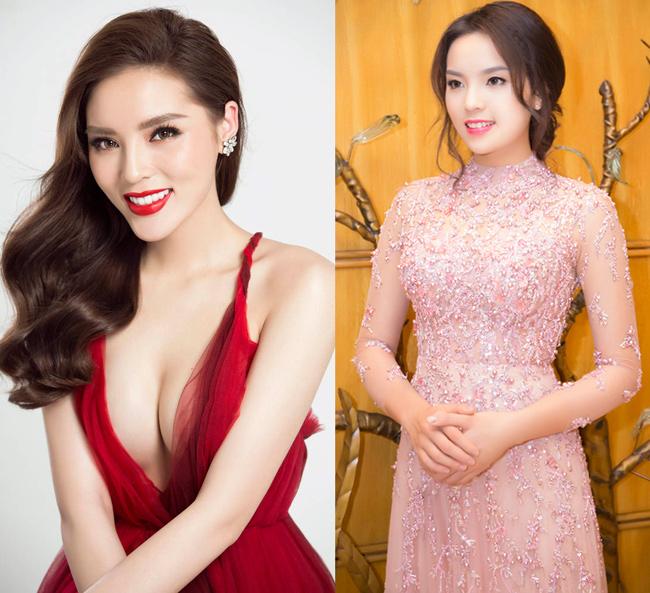 Kỳ Duyên sắp soán ngôi hoa hậu gợi cảm nhất của Mai Phương Thúy?-3