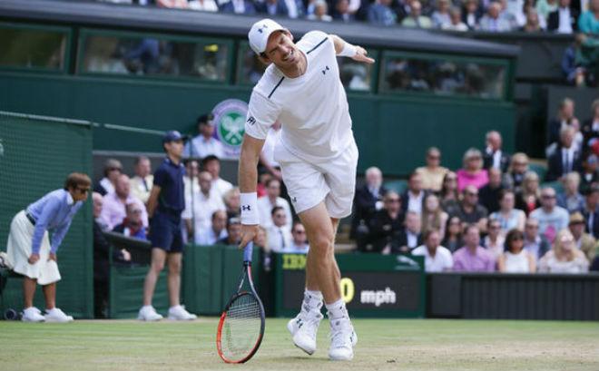 Tin thể thao HOT 9/5: Andy Murray gặp đại họa, lỡ Wimbledon 2018?-1
