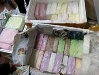Kem siêu rẻ 15.000 đồng/kg: Hàng '3 không' sướng mồm, ăn liều