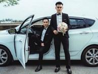 Cặp trai đẹp Hải Phòng tung clip cưới khoe ngoại hình cực phẩm của cả hai