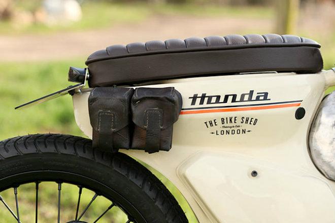 Huyền thoại Honda Super Cub hóa nữ thần nóng tính nhất-7
