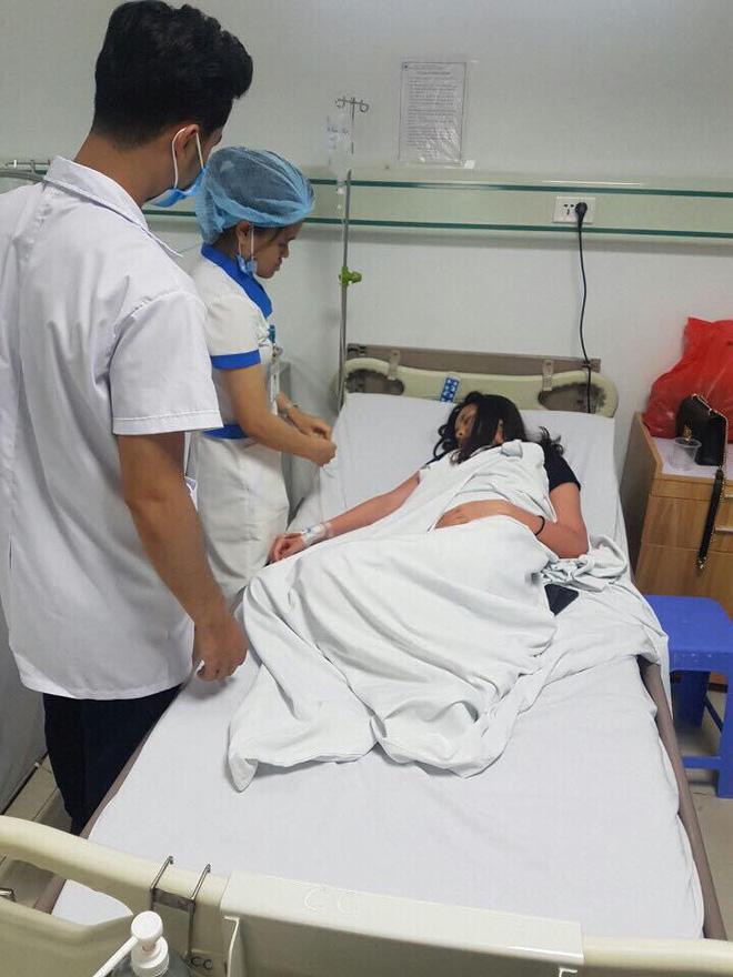 Hải Phòng: Đi spa tắm trắng, cô gái phải nhập viện cấp cứu và nguy cơ bị viêm thận?-2