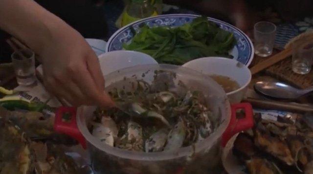 Kinh hãi món cá nhảy tanh tách trong cổ họng dân nhậu ở Sơn La-2