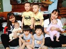 Chuyện thú vị trong gia đình Hải Phòng có tới 4 cặp song sinh