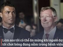 Sir Alex và HLV Wenger: Ta nhận tình yêu vì đã cho đi tình yêu