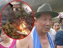 Người hàng xóm liều mình bắc thang cứu sống 6 người thoát khỏi căn nhà đang bốc cháy ngùn ngụt