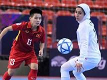 Thua Iran 0-5, ĐT futsal nữ VN lỡ cơ hội vào chung kết châu Á