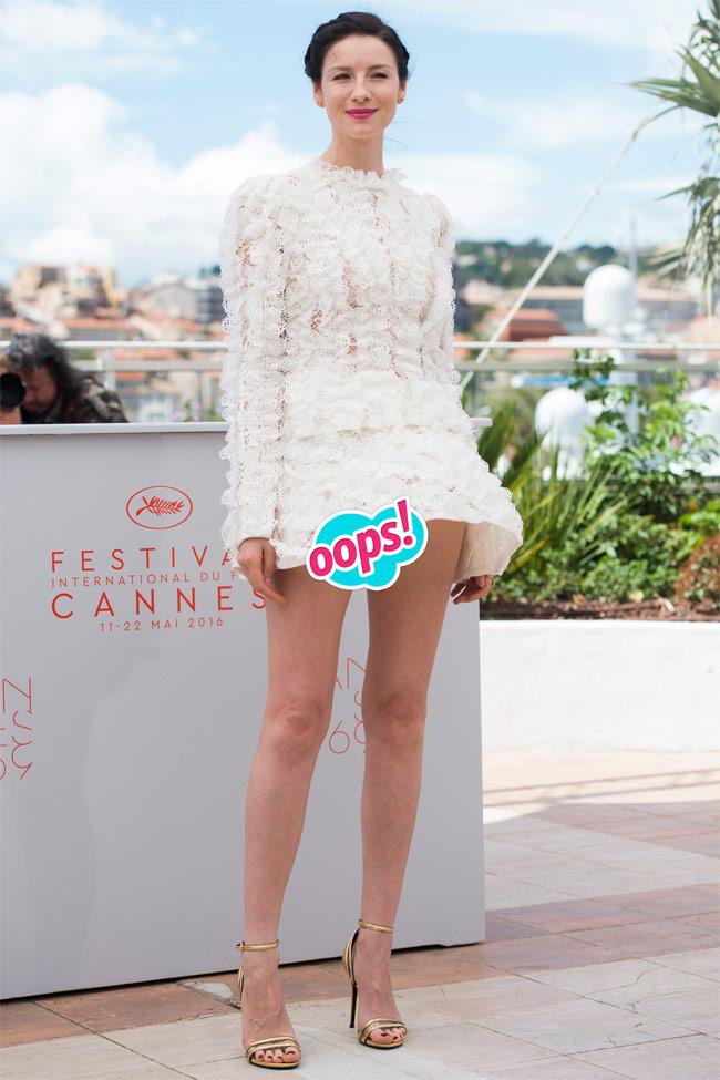 Những ngọn gió hư hỏng ở Cannes: Cơn ác mộng váy áo với sao nữ-9