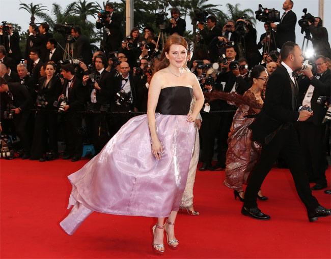 Những ngọn gió hư hỏng ở Cannes: Cơn ác mộng váy áo với sao nữ-15