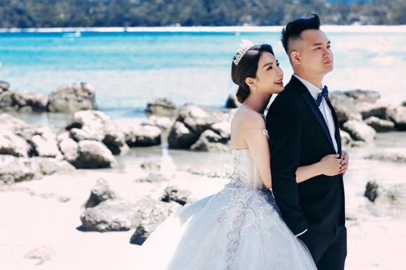 Ngắm bộ ảnh cưới đậm chất ngôn tình của Diệp Lâm Anh và chồng thiếu gia-1