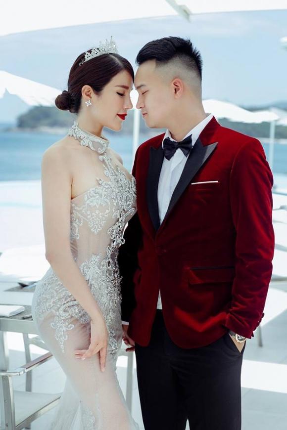Ngắm bộ ảnh cưới đậm chất ngôn tình của Diệp Lâm Anh và chồng thiếu gia-2