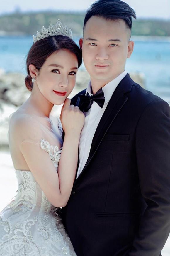 Ngắm bộ ảnh cưới đậm chất ngôn tình của Diệp Lâm Anh và chồng thiếu gia-3