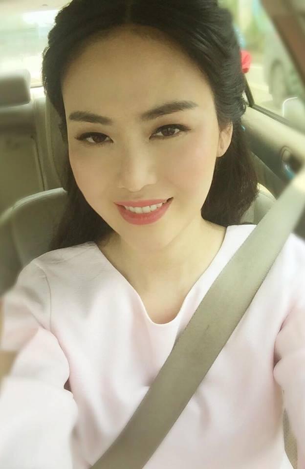 Nhan sắc trẻ đẹp bất chấp thời gian của Hoa hậu Việt Nam 1994 Nguyễn Thu Thủy sau 24 năm đăng quang-6