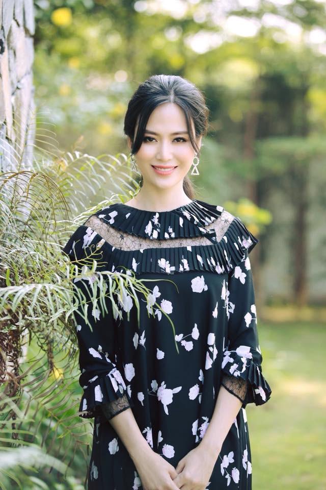 Nhan sắc trẻ đẹp bất chấp thời gian của Hoa hậu Việt Nam 1994 Nguyễn Thu Thủy sau 24 năm đăng quang-8