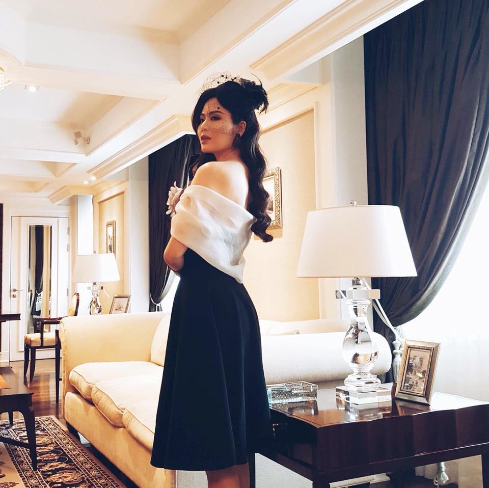 Nhan sắc trẻ đẹp bất chấp thời gian của Hoa hậu Việt Nam 1994 Nguyễn Thu Thủy sau 24 năm đăng quang-10