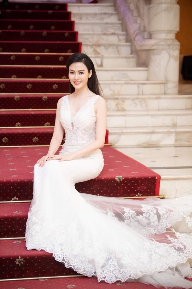 Nhan sắc trẻ đẹp bất chấp thời gian của Hoa hậu Việt Nam 1994 Nguyễn Thu Thủy sau 24 năm đăng quang-4