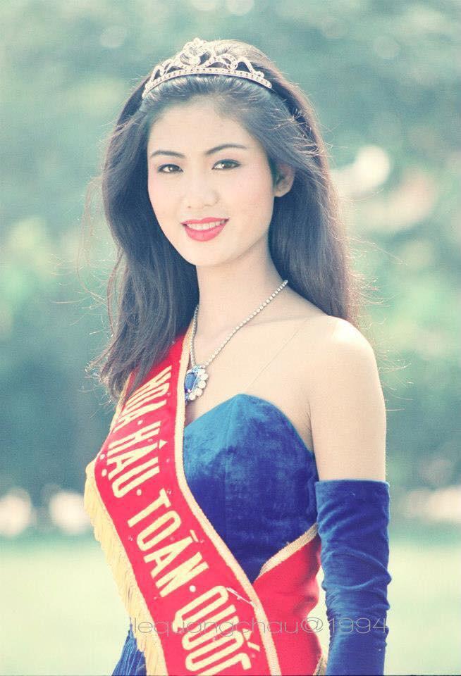 Nhan sắc trẻ đẹp bất chấp thời gian của Hoa hậu Việt Nam 1994 Nguyễn Thu Thủy sau 24 năm đăng quang-1