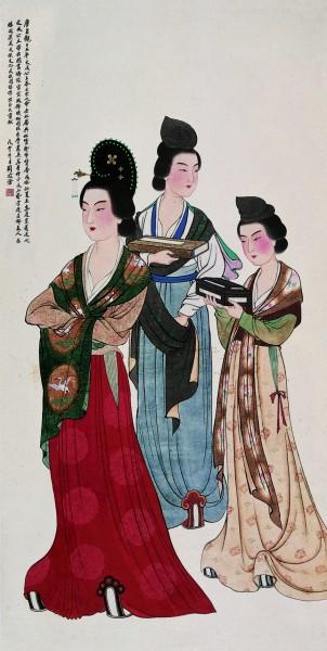 Bắt tại trận chồng mây mưa với người hầu, Công chúa nhà Đường đánh ghen một trận kinh hoàng lưu danh sử sách-2