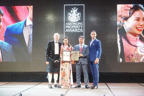 Vinhomes Riverside nhận giải KĐT tốt nhất Việt Nam-1