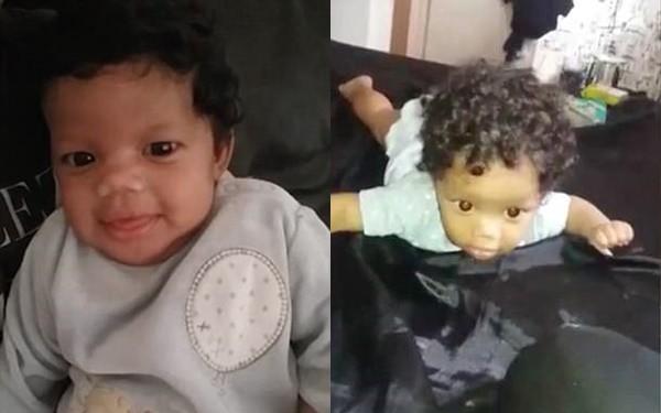Phát hiện máu trong mắt đứa trẻ 3 tháng tuổi, tố cáo tội ác tày trời của ông bố nhẫn tâm-1