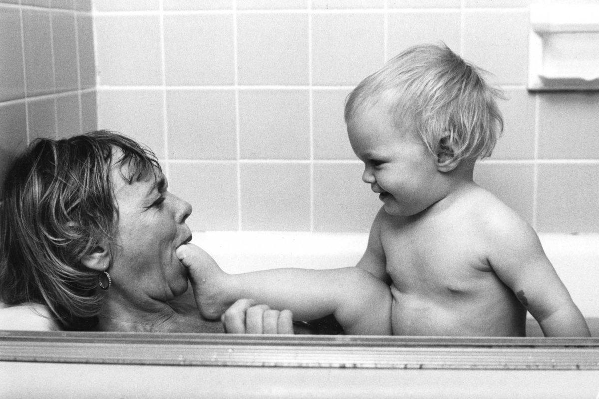 Bộ ảnh giá trị về MẸ chỉ nhìn thôi là cả một bầu trời tuổi thơ bên mẹ ùa về-1
